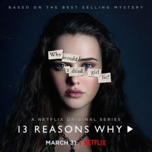 favoris du moment printemps blog lucileinwonderland wishlist série coup de coeur netflix 13 reasons why