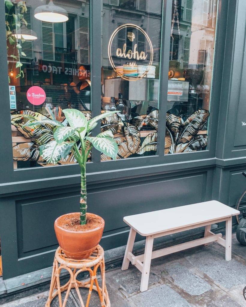 Brunch tropical chez Aloha Café | Paris 9