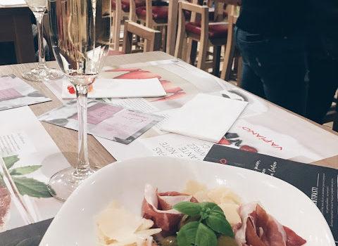 avis vapiano bonne adresse paris blog lifestyle food lucileinwonderland