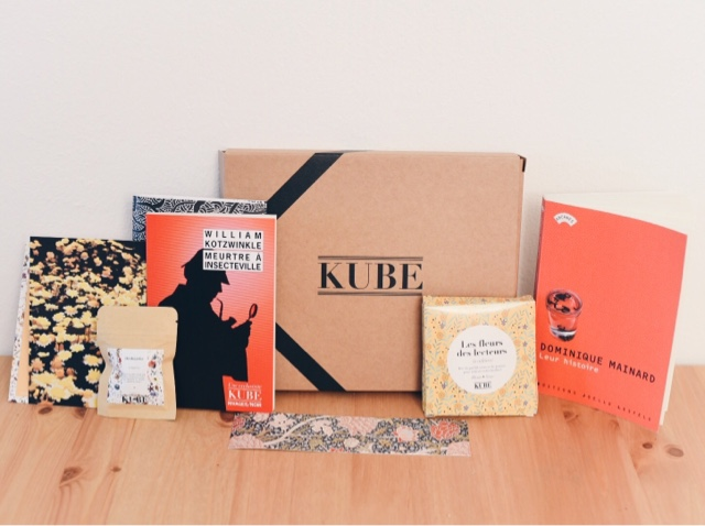 kube mars avis blog lifestyle lucileinwonderland lucile in wonderland lecture livre box lakube