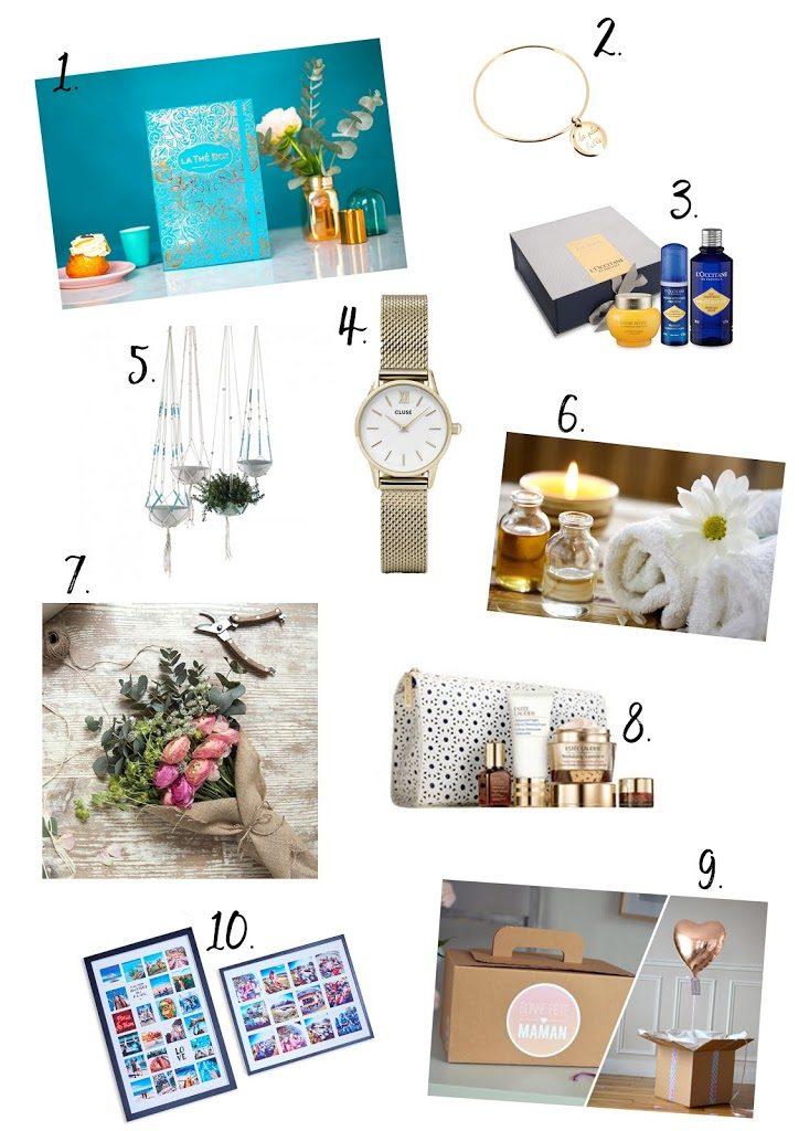 idées cadeaux fêtes des mères maman blog lifestyle lucileinwonderland