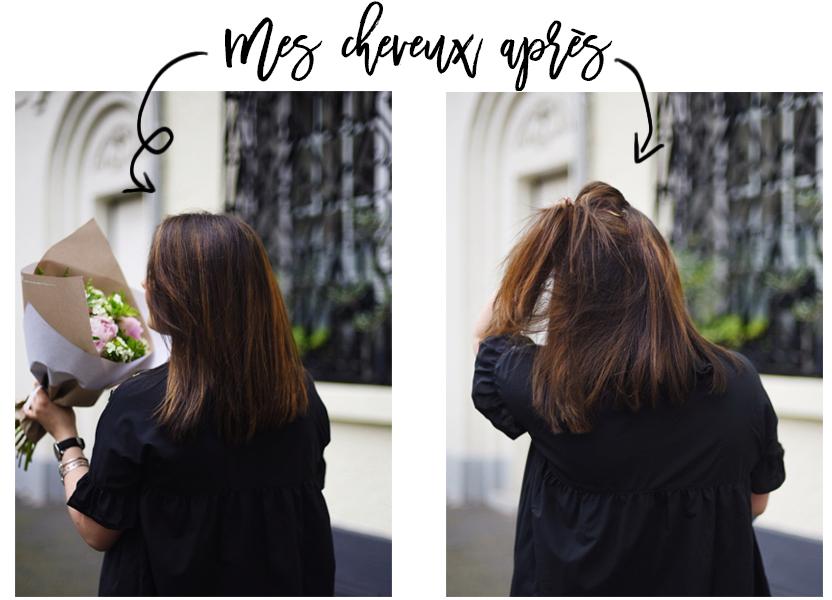 balayage veuch test avis blog coiffure à domicile lucileinwonderland