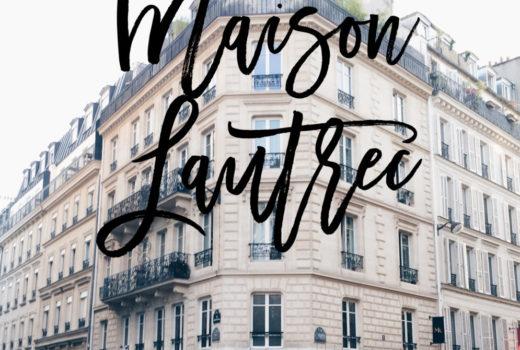 Maison Lautrec restaurant pigalle paris bonne adresse blog lifestyle lucileinwonderland