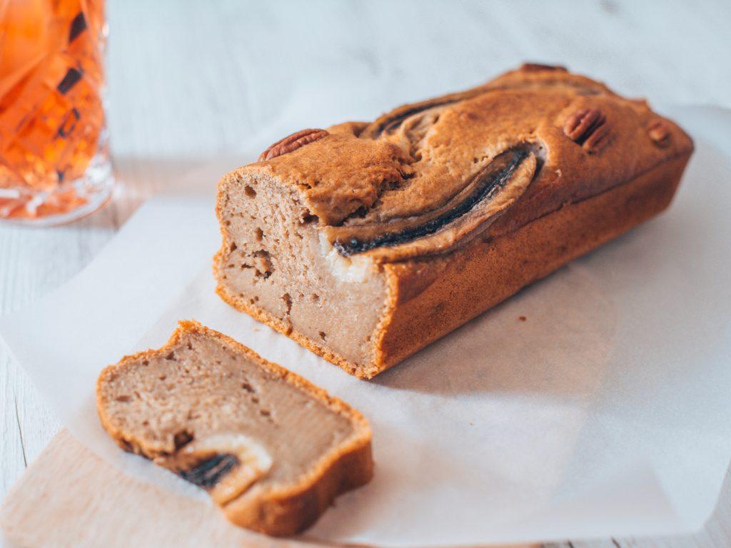 Recette banana bread blog lifestyle lucileinwonderland banane cake sucrée dessert goûter