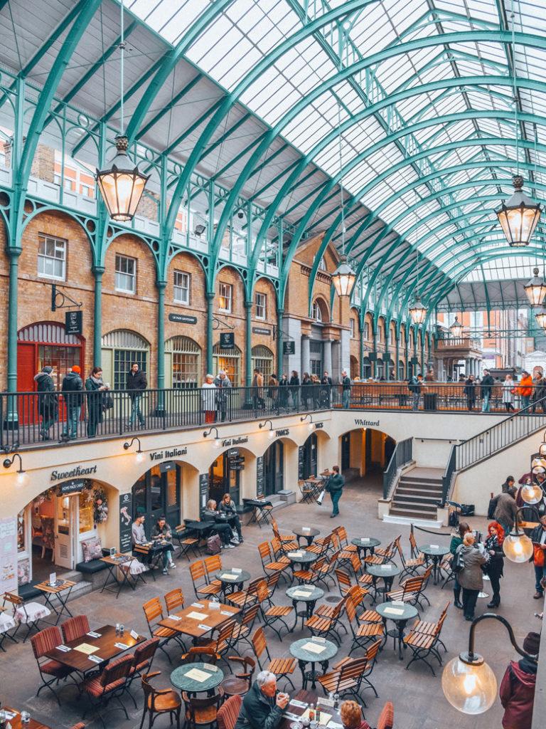 Un week-end à Londres : Jour 1