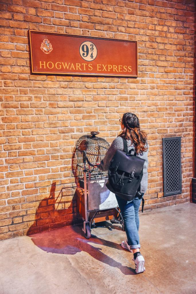 Un week-end à Londres : jour 2 – Les studios Harry Potter