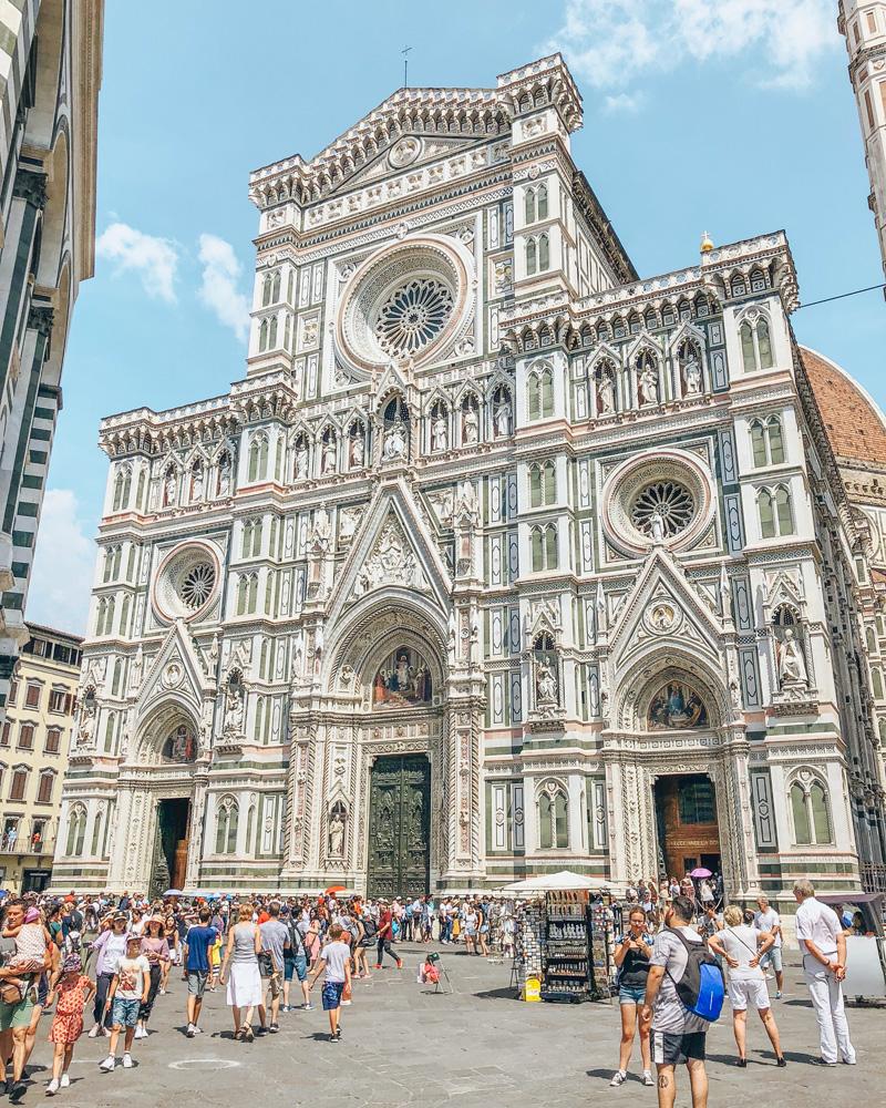 Trois jours à Florence