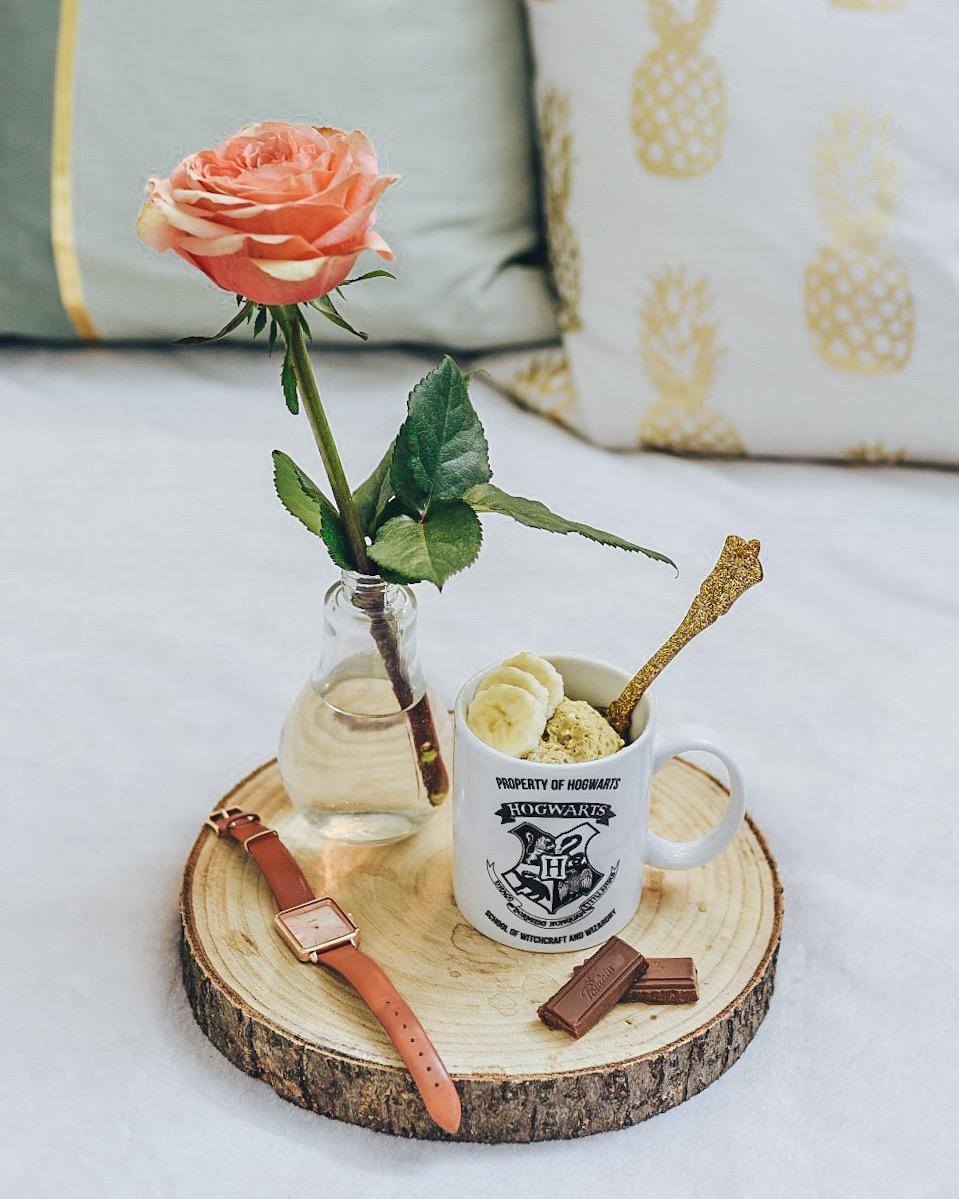 4 recettes de mug cake pour l'hiver