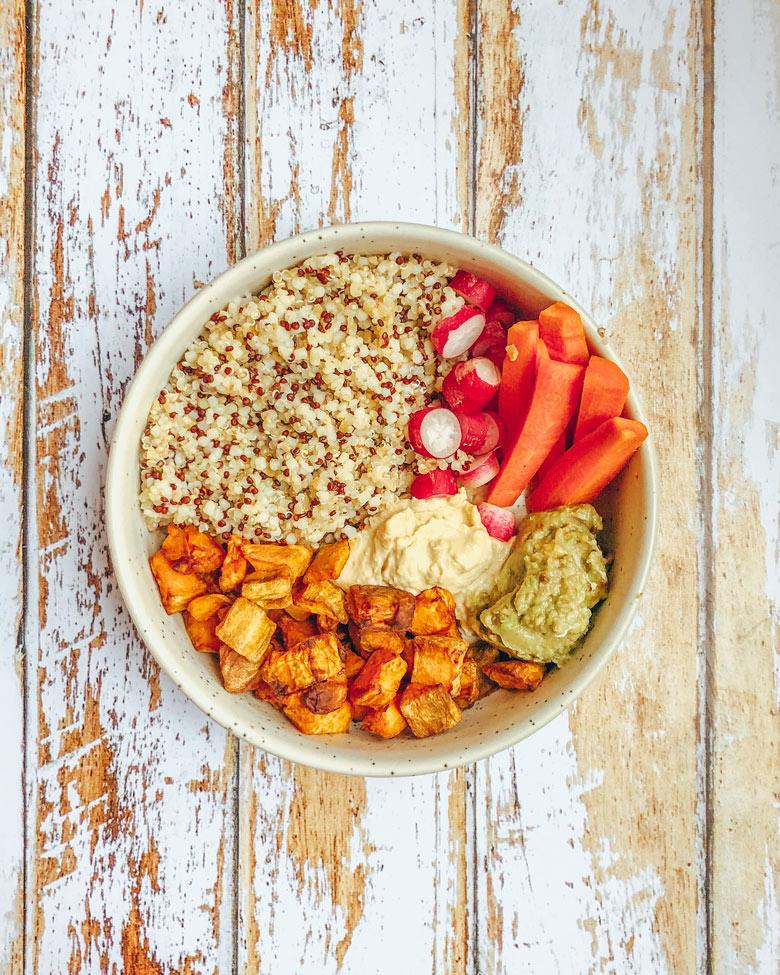 Veganuary : un mois de challenge vegan