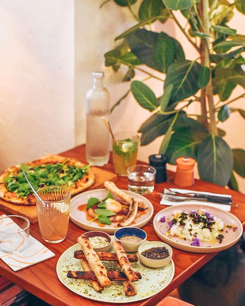 Cuisine méditerranéenne revisitée à La Riviera   Paris 10